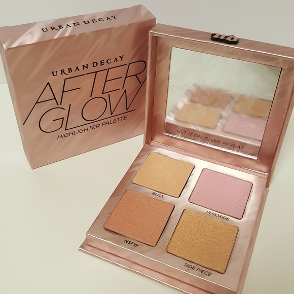 Urban Decay Other - Urban Decay After Glow Highlighter Palette